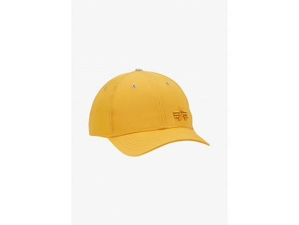 Alpha Industries Small logo Flight Cap šiltovka wheat a