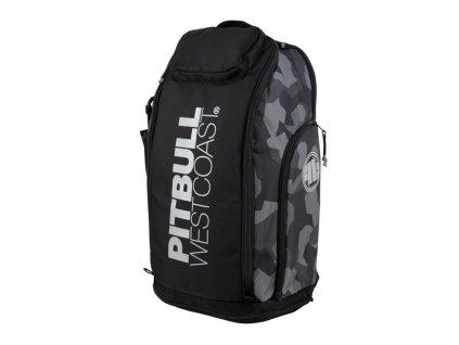 PitBull West Coast ruksak AIRWAY veľký športový Black Camo