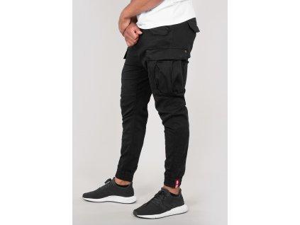 Alpha Industries nohavice Airman Vintage Pant black