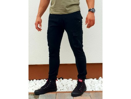 Alpha Industries nohavice Army Pant Black