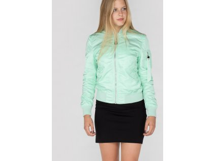Alpha Industries MA-1 VF LW Wmn dámska bunda Mint