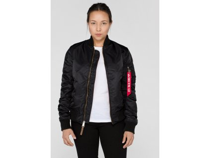 Alpha Industries MA-1 VF 59 WMN dámska bunda black