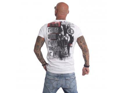Yakuza F.T.W. tričko pánske TSB 508 white