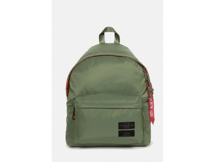 Alpha x Eastpack  ruksak HPADDED PAK`R GK 620 dark green