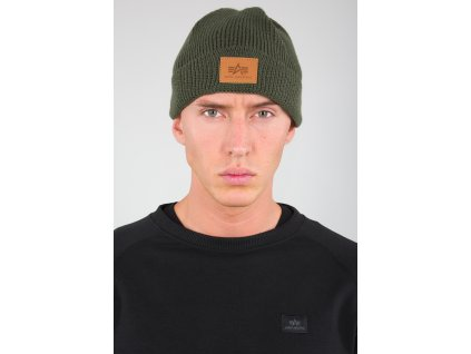 Alpha Industries Docker Hat čiapka dark green