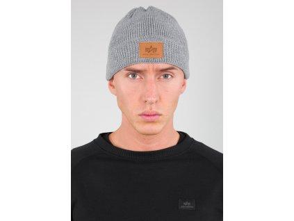Alpha Industries Docker Hat čiapka grey