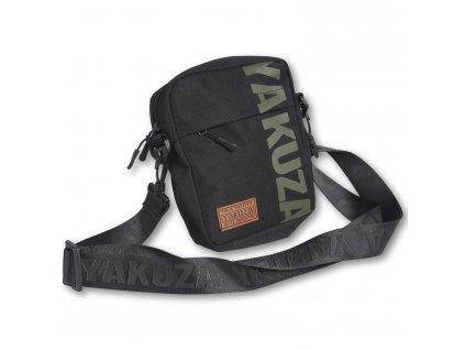 Yakuza taška cez plece GTB 15304 black