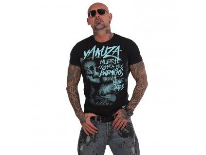 Yakuza MUERTE tričko pánske TSB 15036 black