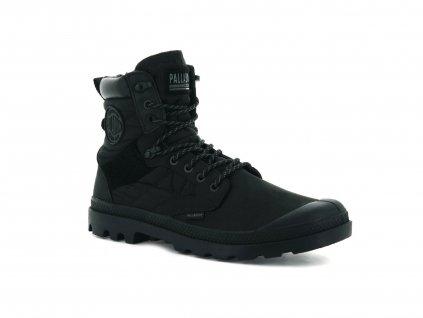 Palladium módne topánky TACTICAL SOLDIER TX BLACK