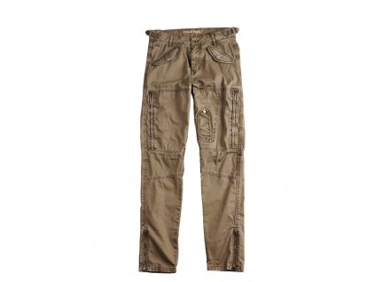 Alpha Industries nohavice Flight Pant VF olive