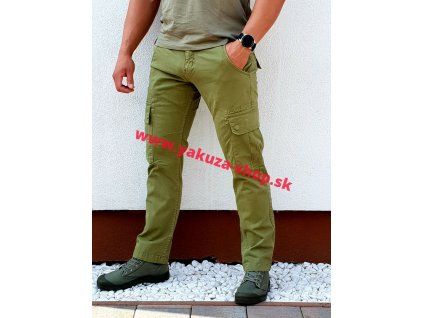 Alpha Industries nohavice AGENT X PANT light olive