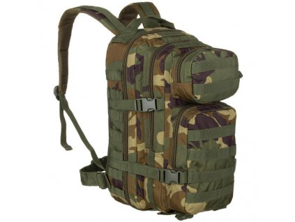 Miltec ruksak WOODLAND BACKPACK US ASSAULT Sml