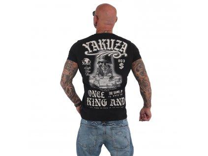 Yakuza KING tričko pánske TSB 15019 black