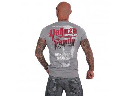 Yakuza 2WORDS tričko pánske TSB 15020 monument