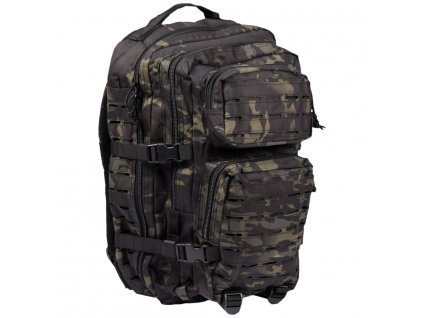 Miltec ruksak US MULTIT.BLK.LASER CUT ASSAULT BACKPACK LG
