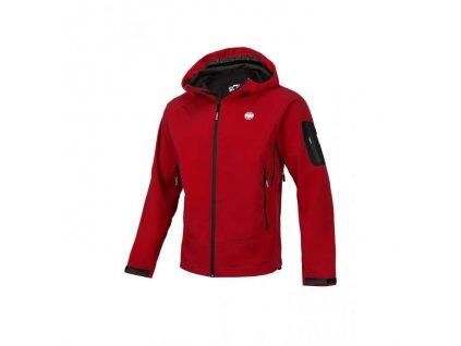 PitBull West Coast ROCKFISH red softshellova bunda pánska
