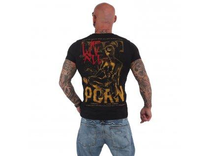 Yakuza PORN tričko pánske TSB 15030 black