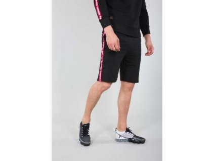 Alpha Industries RBF TAPE JOGGER Short pánske šortky black