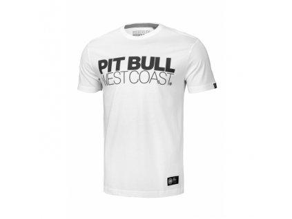 PitBull West Coast TNTwhite tričko pánske