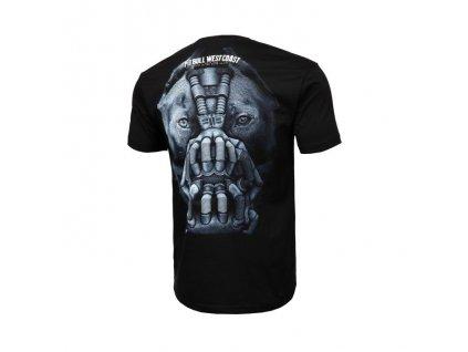 PitBull West Coast tričko pánske BANE black