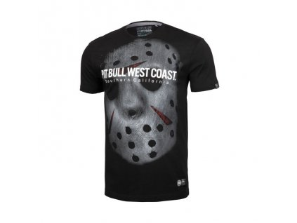 PitBull West Coast tričko pánske TERROR MASK black