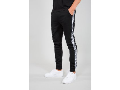 Alpha Industries AI TAPE JOGGER tepláky black