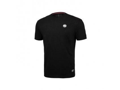 PitBull West Coast tričko pánske REGULAR FIT 210 SMALL LOGO black