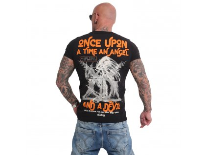 Yakuza ONCE UPON tričko pánske TSB 16016 black