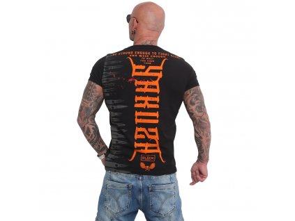 Yakuza AMMO tričko pánske TSB 16017 black