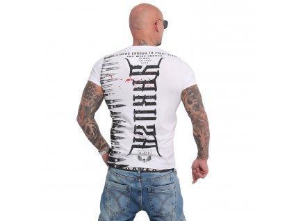 Yakuza AMMO tričko pánske TSB 16017 white