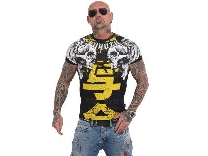 Yakuza SICK NIPPON tričko pánske TSB 16029 black
