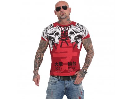 Yakuza SICK NIPPON tričko pánske TSB 16029 chili pepper