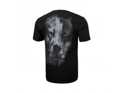 PitBull West Coast SAN DIEGO II tričko pánske black