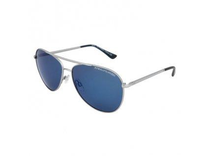 PitBull West Coast slnečné okuliare TRITON silver/black