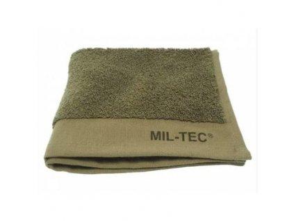 mil tec terry towel 50x30cm maly uterak 1591284.thumb 375x416