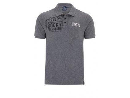 Benlee Rocky Marciano MIAMI Marl Ash pánske polo tričko