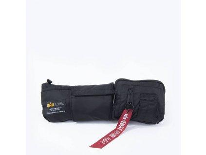 Alpha Industries Utility Bag black taška na rameno