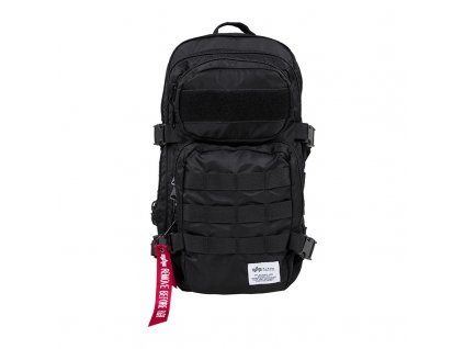 Alpha Industries TACTICAL Backpack ruksak black