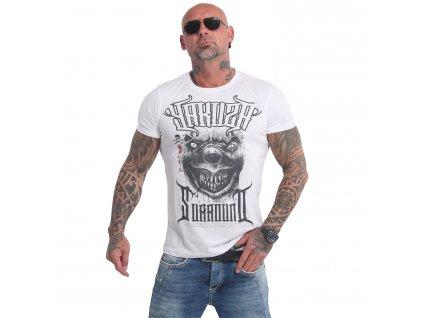 Yakuza SURROUND tričko pánske TSB 16025 white