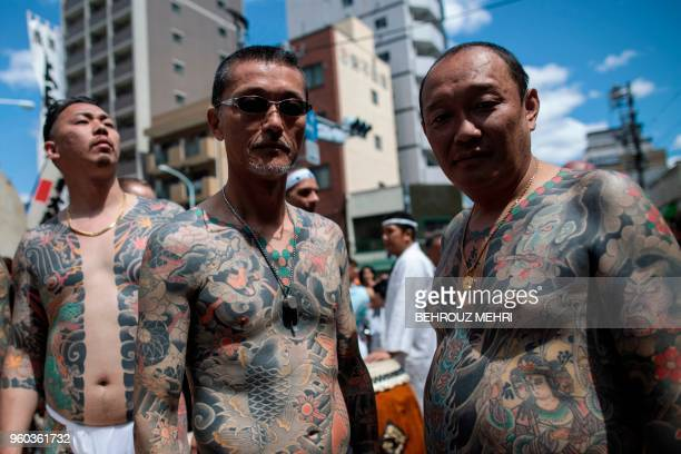 Japonsko a Yakuza - historie