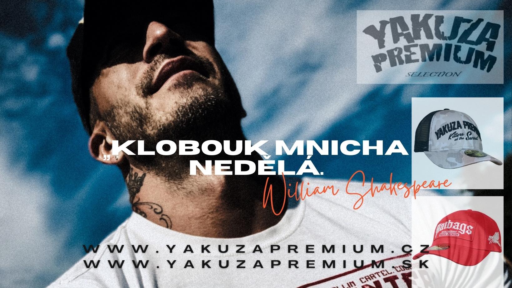 Čepice Yakuza Premium