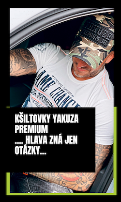 Kšiltovky Yakuza Premium