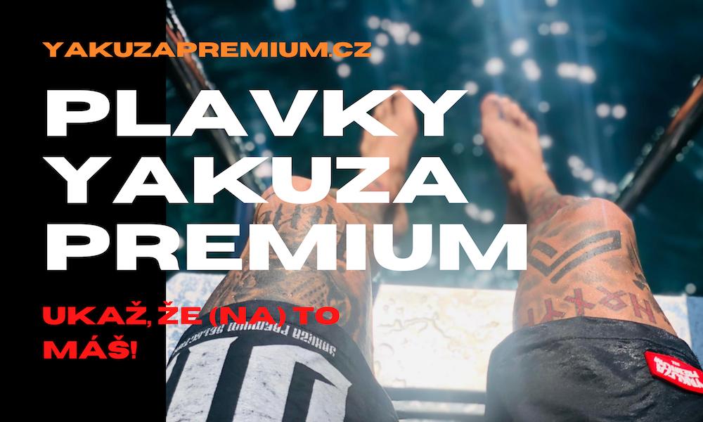 Plavky Yakuza Premium