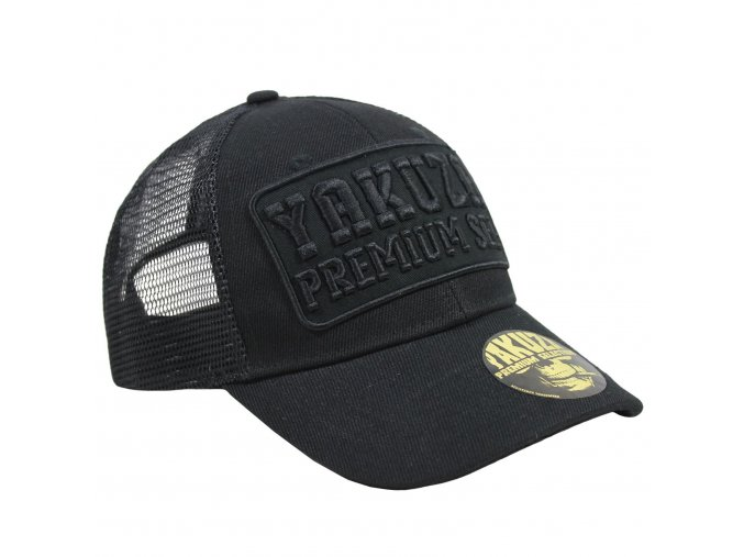 yakuza premium trucker cap 1