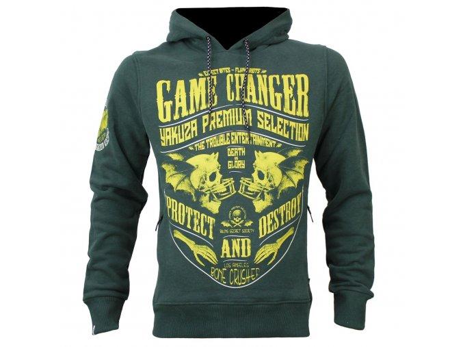 yakuza premium sweatshirt 1
