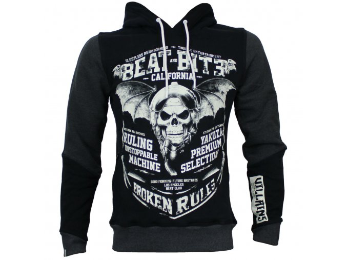 yakuza premium hoodie 1