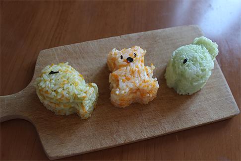 Jak na barevnou rýži (1. díl)