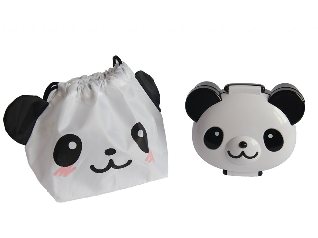 1 panda bento