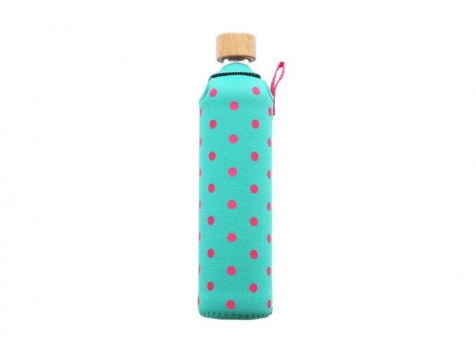 1 lahev drinkit kolorka 6 500 ml tyrkysova