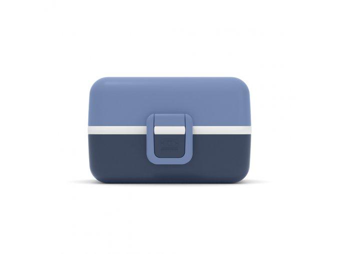 1 svacinovy box monbento tresor infinity modra